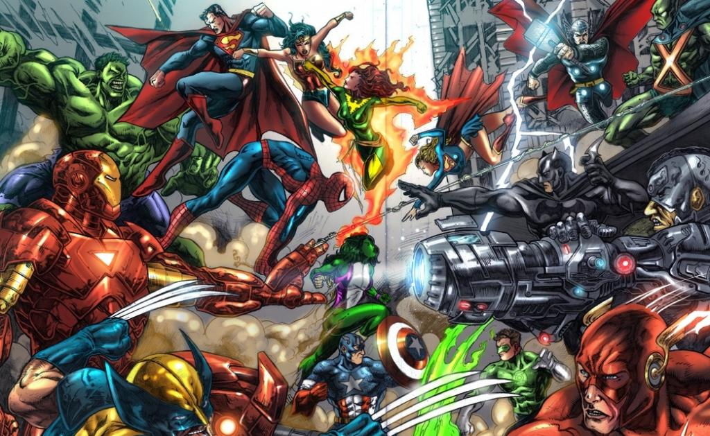 an analysis of the best superhero in marvels universe superman and captain america But the heroic conflicts at the heart of batman v superman: dawn of justice and captain america: civil war are just two of the many rivalries featured in the pages of our favorite comics.